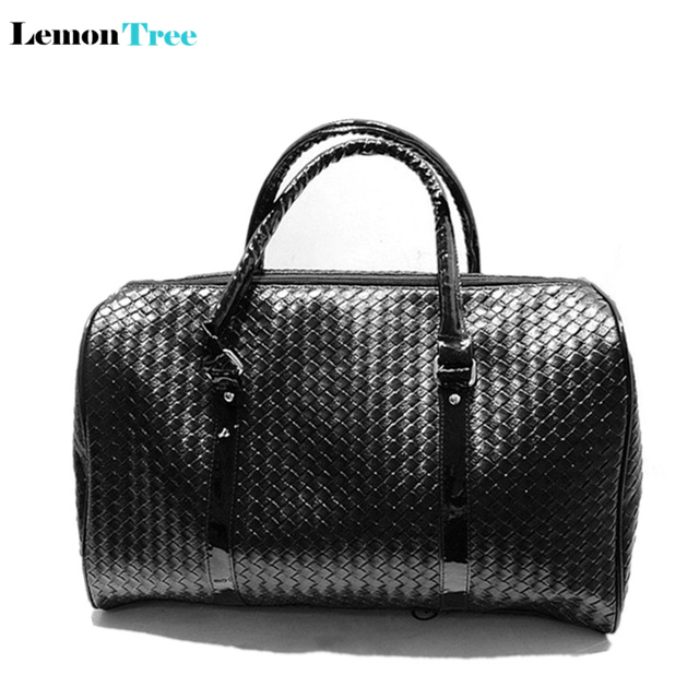 Leather travel bags for men 2017