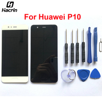 For Huawei P10 LCD Display Touch Panel Screen Digitizer Assembly Replacement Parts For Huawei P10 Mobile
