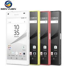 Sony Xperia Z5 compacto SO-02H versión japonesa Octa Core4.6 ''2GB RAM 32GB ROM Android 23MP Original GSM desbloqueado teléfono móvil