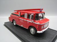 1/57 1970 FPT FRANCE alloy fire truck model