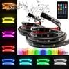 OKEEN 2x150cm Million Color Wireless LEDGlow S Car Truck Bed Tailgate Underbody Side Marker LED Light