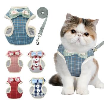 Cute Cat Nylon Harness