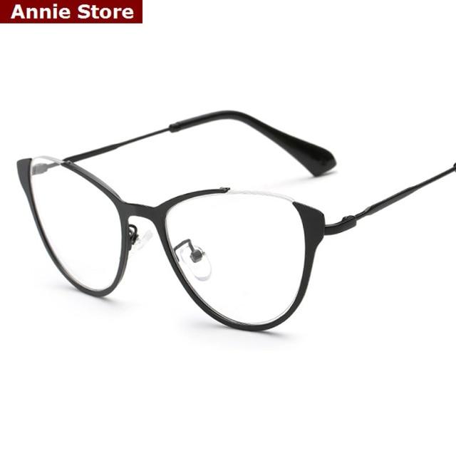 fcf46d6a012d Peekaboo New 2016 fashion cat eye glasses frames women vintage brand design  eyewear frames cat eye
