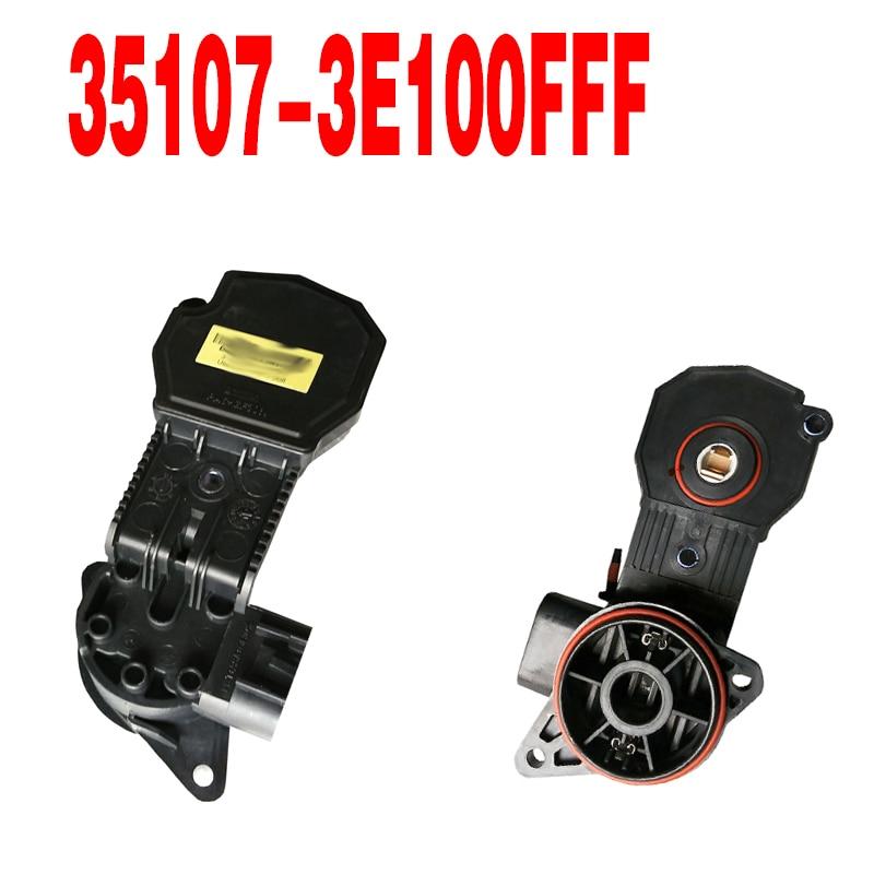US $18 0 10% OFF|351073E100FFF Throttle Position Sensor For HYUNDAI SANTA  FE 2006 2009 2 7L THROTTLE POSITION SENSOR For KIA OEM 35107 3E100FFF-in