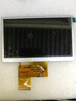 Compatibel vervanging 5 inch lcd-scherm met touch screen 480*272 KD50G23-40NB-A5 KD50G23-40NB-A1 navigatie gps met touch