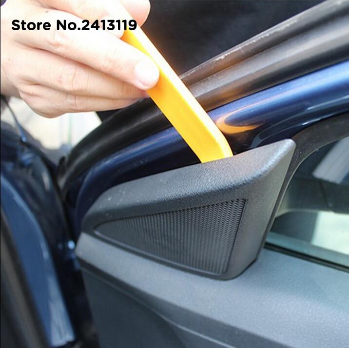Automobile Radio Panel Door Clip Trim Dash for Opel astra h astra J astra g Mokka insignia corsa Zafira