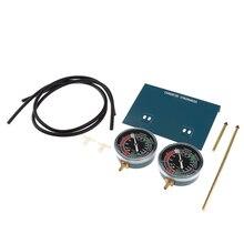 Motocykl Carb gaźnik wakuometr synchronizator Balancer Tool Kit wysokiej jakości trwały łatwy w instalacji 70mm Dia Dropship