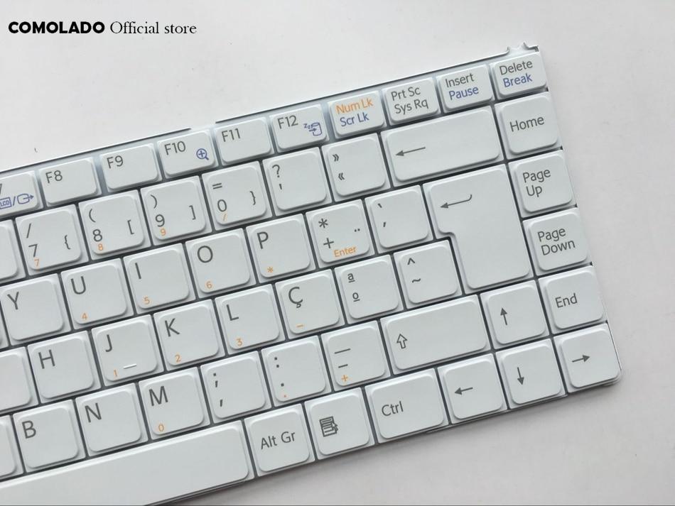 PO Portugal Keyboard For Samsung N210 N220 N220P N315 N260 N230 white Laptop keyboard PO layout (2)