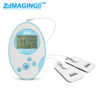 Full Body Meridian Massager Pulse Slim Muscle Relax Massage Electric 2 Pads B Body Massage Products