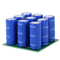 5 5F 24V Super Capacitor Module Super Fala Capacitor Module Electric Actuator Power Series Voltage 750V50F