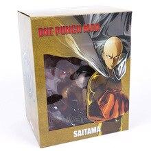 One punch man saitama figure Saitama anime Collectible Model Toy 24.5cm