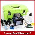KOMSHINE GX36 Kit de la Máquina de Empalme De Fusión De Fibra Óptica Fusionadora w/Cuchilla de la Fibra Óptica