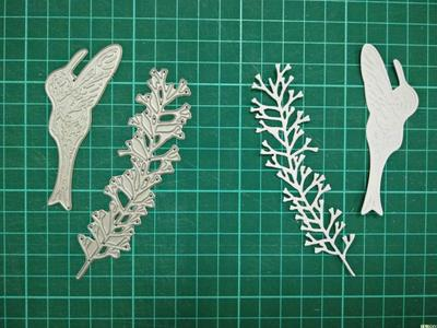 Bird Metal Die Cutting Scrapbooking Embossing Dies Cut Stencils Decorative Cards DIY album Card Paper Card Maker polygon hollow box metal die cutting scrapbooking embossing dies cut stencils decorative cards diy album card paper card maker