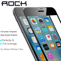 ROCK Full Screen Protector for iPhone 7/7 plus, 9H 2.5D Full Tempered Glass for iPhone 7/ 7 plus