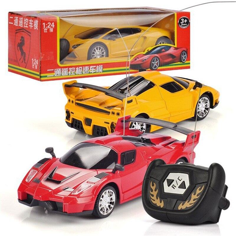 New Hot Sale 1/24 Children Toy Car Radio Remote control