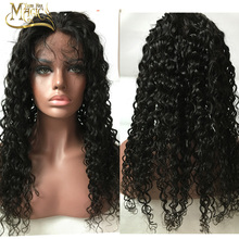 8A Full Lace Human Hair Wigs for Black Women Glueless Full Lace Wigs Brazilian Virgin Hair jerry curl Lace Front Human Hair Wigs