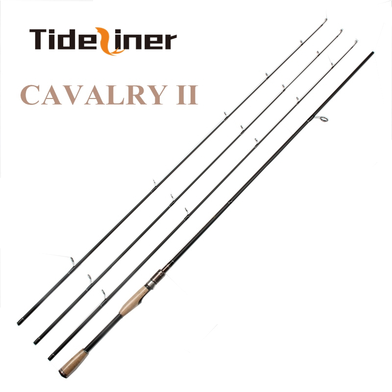2 1 2 4m Top quality spinning casting fishing rod Three 3 tips three actions ML