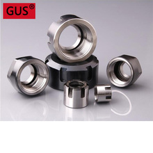 ER8 ER11 ER16 ER ER25 ER32 ER40 A M UM ER11MS ER16MS ER20MS  nut collet for clamping cnc milling turning chucks