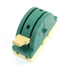 AC250V 63A DPDT Electronic Circuit Opening Load Knife Switch Green