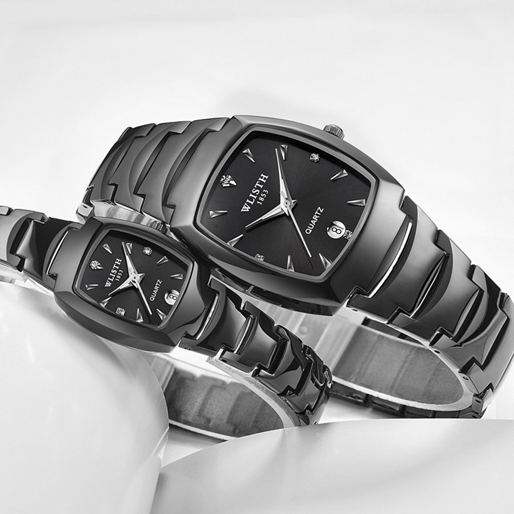 Couple Watch For Men Women Quartz Wristwatches 2020 Luxury Wlisth Brand New Model Female Watch Fashion Business Lover's Watches