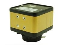 Discount! 5MP Mega Pixels USB Digital electronic eyepiece lens Industrial CMOS Video Camera for Microscope Picture Recording Mesurement