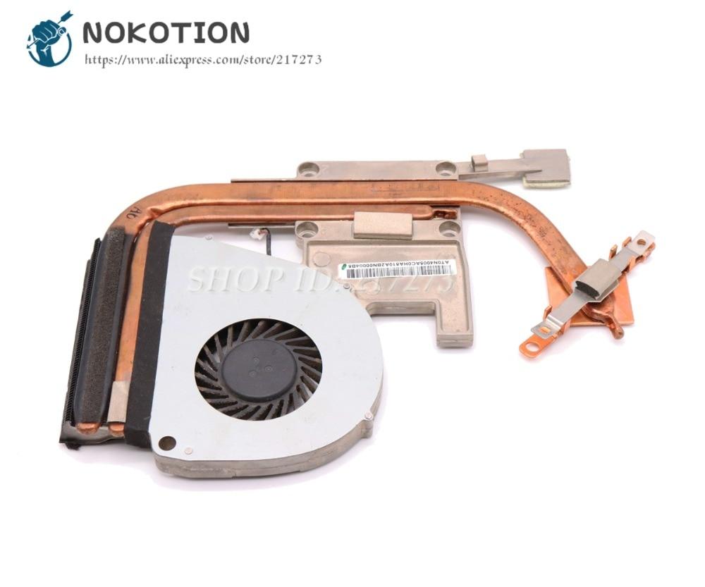 NOKOTION PC Radiator For Acer Aspire V3-571G Series Laptop Cooling Heatsink With Fan