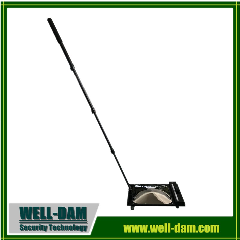 WD-MT2 hand held car inspection mirror telescoping inspection square mirror цена