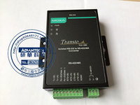 MOXA TCC 100I Industrial isolated RS232 and RS422/485 converter