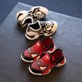 2017 nuevos niños del diseño del hombre araña spiderman running shoes shoes sports shoes zapatillas de deporte de deslizamiento transpirable soft boys