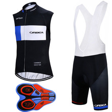 Cycling Jersey ORBEA Pro Sleeveless Vest Summer ropa ciclismo maillot cycle Clothes MTB Racing bike sportwear China Cheap L20