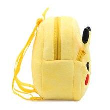 Cute Pokémon Pikachu Backpack