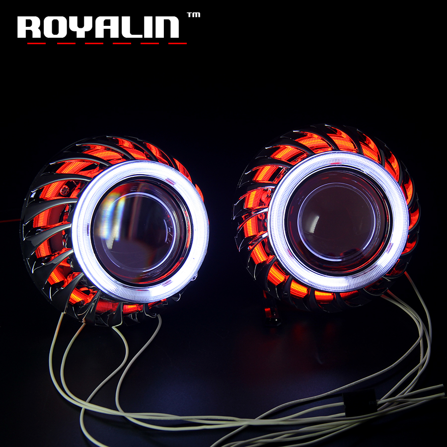 royalin-car-styling-for-turbine-mini-projector-lens-shrouds-headlight-h1-angel-eyes-double-ccfl-halo-rings-white-red-blue-yellow