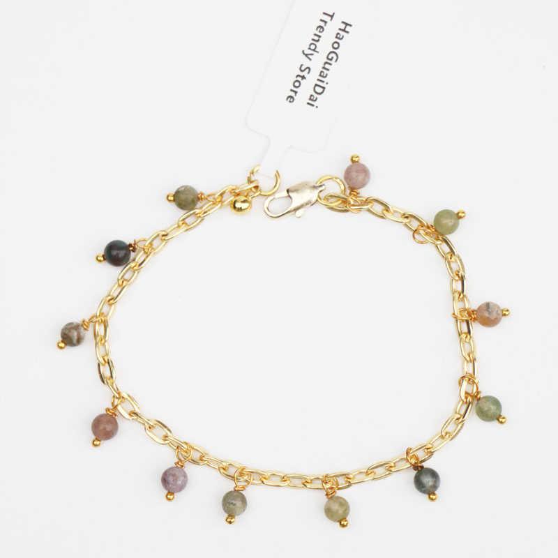 2019 Enkelbandje предложение Браслет для ног женские браслеты для щиколотки украшения для щиколотки Пляж Свадебный подарок подружке невесты ручной работы изящный