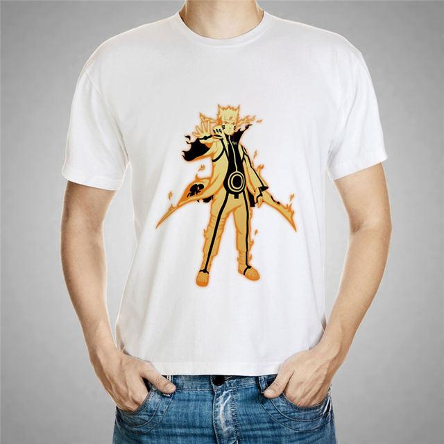 21 Design – Naruto T-Shirt