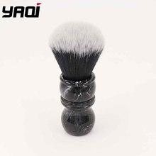 Yaqi дефектная ручка специальное предложение помазок с смокингом Синтетический волос узел