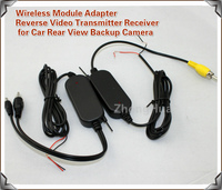 High Quality 2.4G Wireless Video Module adapter transmitter and receiver For car rear view backup camera free shipping
