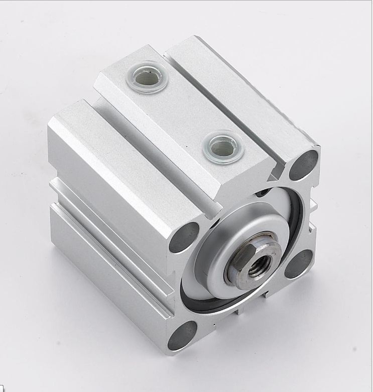 bore  40mm X 10mm stroke SDA series double action thin compact Cylinder,air cylinder,pneumatic cylinder