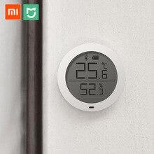 Xiaomi Mijia Bluetooth гигротермограф Высокочувствительный Термометр-Гигрометр ЖК-дисплей Экран умный дом Температура влажность Сенсор