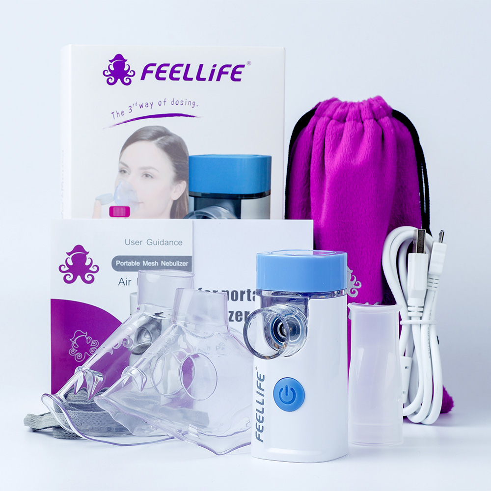 Yongrow Nebulizer for Children Adult Inalador Nebulizador Inalador Portatil USB Medical Equipment Inhaler Nebulizer Rechargeable