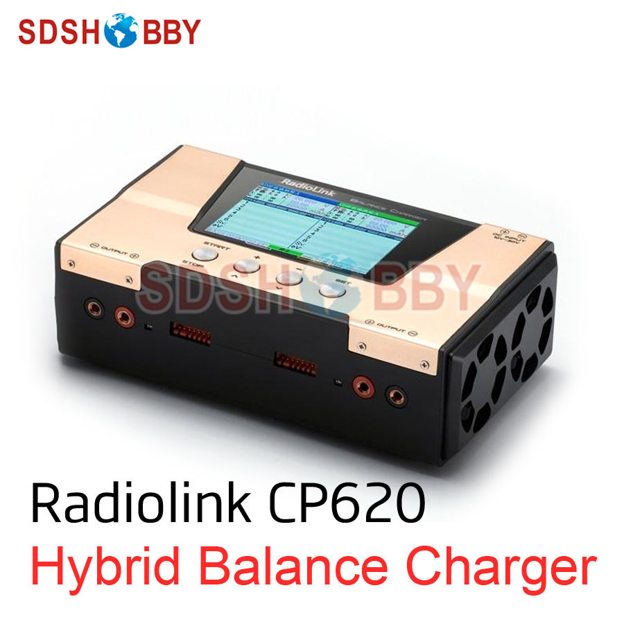 Radiolink CP620 30A 750W Hybrid Balance Charger Battery Charger for RC Model Airplane Helicopter Multicopter radiolink balance charger cb86 plus for 1s 6s lipo battery for rc helicopter