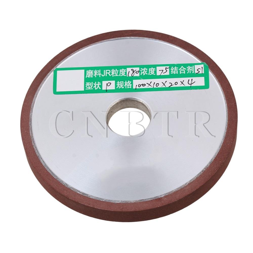 CNBTR 180 # 100 x 10mm Diamante Lavorazione mola diamantata - Utensili elettrici - Fotografia 2