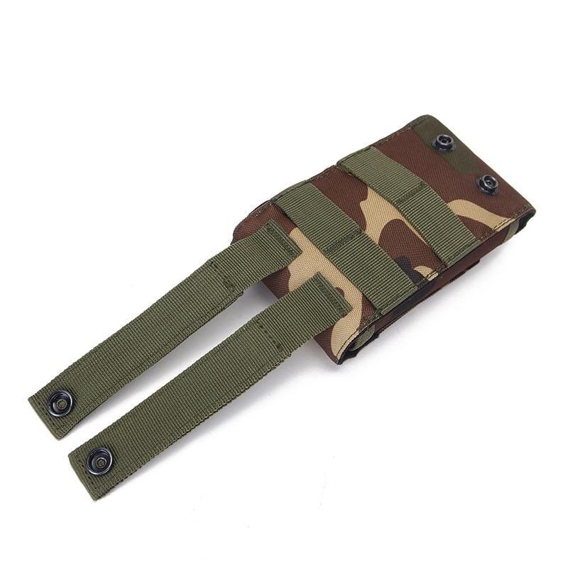 Waterproof Outdoor Camouflage Waist Bag Suitable for Outdoor Sport Activity 4