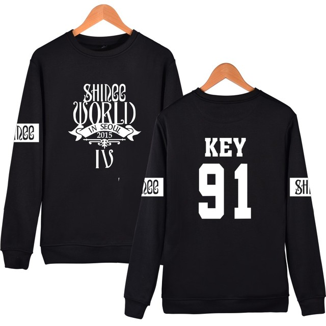 SHINee World Band Member Sweaters