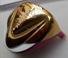 KZG PLATINA CUP GEZICHT Titanium golf driver hoofd 12 deg loft voor lady en met speciale structuur gezicht
