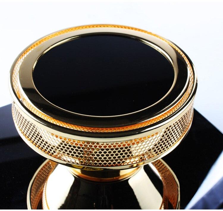 Высокое качество, 3 головки, 400 Вт, 220 В, галогенный балочный нагреватель, горелка, инфракрасный нагреватель для кофемашины Hario Yama Syphon - 5