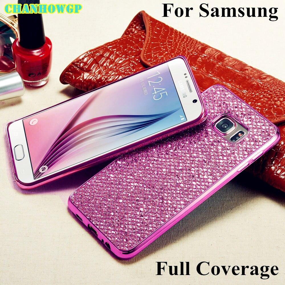 luxury glitter silicone case for samsung galaxy s4 mini s5. Black Bedroom Furniture Sets. Home Design Ideas