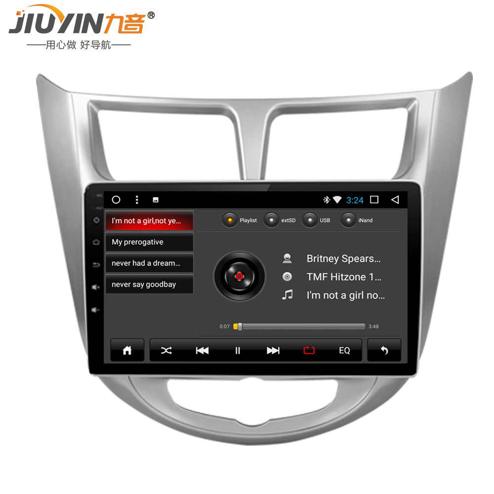 Shengpai Android 8.1 1 + 16G รถ DVD 2 Din มัลติมีเดียสำหรับ HYUNDAI Creta IX25 GPS นำทาง WIFI วิทยุ