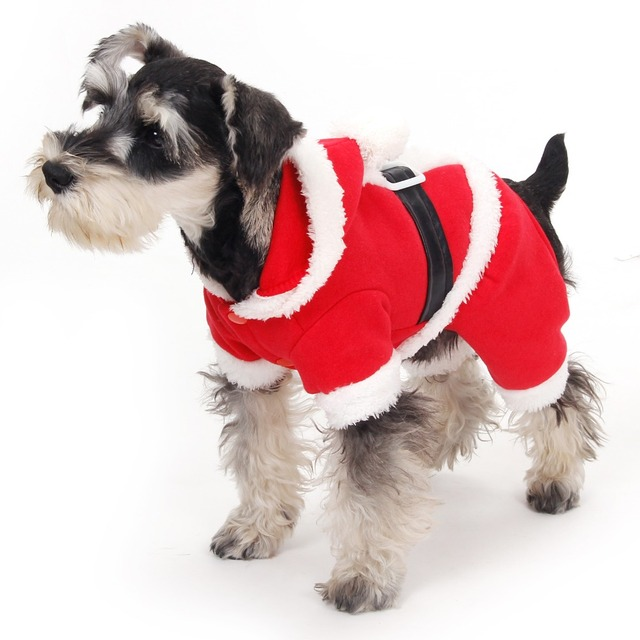 d18ba6daedde Hot Sales Chirstmas For Dog Clothes Hoodie Warm Winter Dog Cat ...