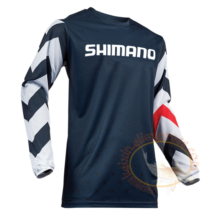 2019 Summer Fishing Jersey Sunscreen Quick Dry Fishing Clothing Long Sleeve Autumn Fishing Cycling Shirt Breathable Sportswear