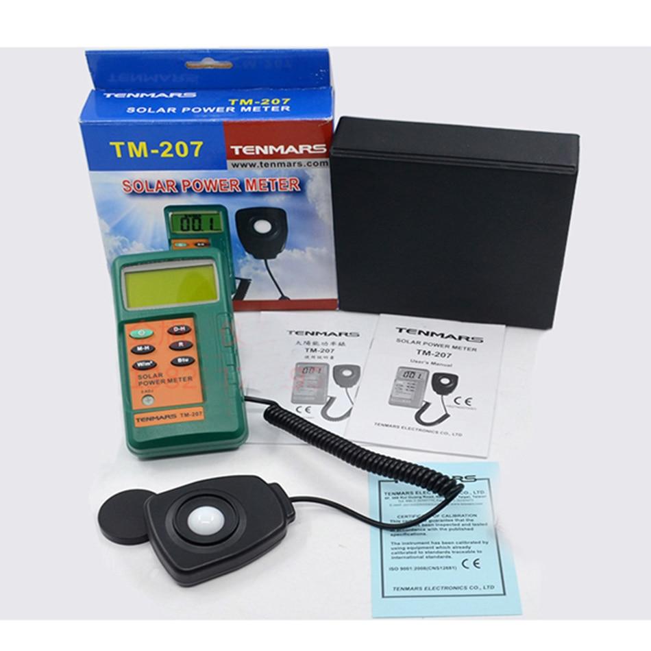 Forró eladó professzionális TM207 Tenmars nagy pontosságú - Mérőműszerek - Fénykép 2